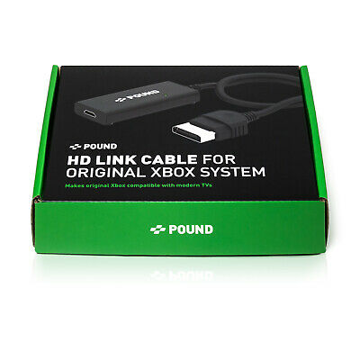 [OFFICIAL] Pound Technology HD Link Cable for the Original Xbox 3