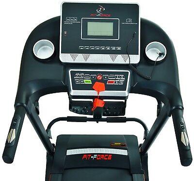 Cinta de correr plegable  2000W con masajeador,USB, dos altavoces  e inclinación 4