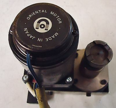Oriental Inductionl Motor M/n 21K6Rgk-A2 Made In Japan Max. Output:6W, 100W,