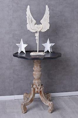 Kerzenleuchter Kerzenhalter Engelsflügel Leuchter Flügel Kandelaber Shabby Chic 5