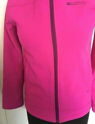 Girls Mountain Warehouse Pink & Purple Jacket Coat 11-12 Years 4
