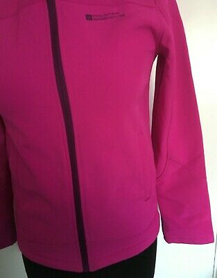 Girls Mountain Warehouse Pink & Purple Jacket Coat 11-12 Years 5