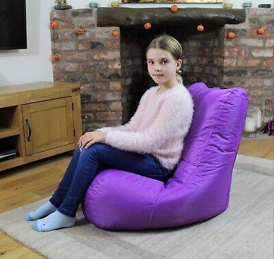 Bean Bag Gamer Beanbag Indoor Outdoor Gaming Garden Recliner Cushion Kids Chair 12