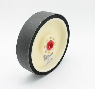 "8""x1-1/2"" 280 600 1200 3000Grit Diamond Cab Lapidary Resin Soft Grinding Wheel 2"