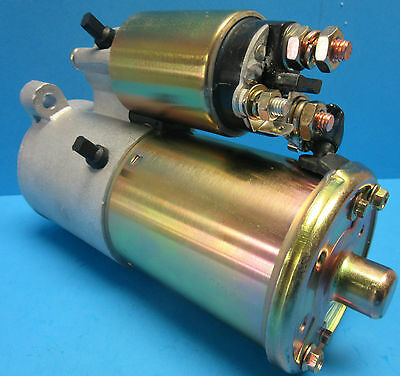 Starter Motor Replaces Ford Motorcraft OEM # SA979RM Expedited 1.4KW 12