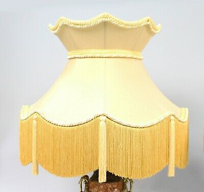 Pair of Antique French Rouge Marble & Ormolu Table Lamps with Silk Shades 3
