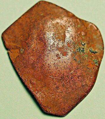 1118-1143 AD. Byzantine Thrake. Aspron Billon. Thessalonica. John II. Comnenus .