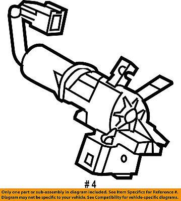 Jaguar Oem 03 09 Xj8 Trunk Lock Or Actuator Latch Release C2c1740 2