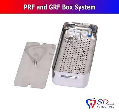 Dental PRF Box GRF System Platelet Rich Fibrin Set Implant Surgery Membrane Kit 9