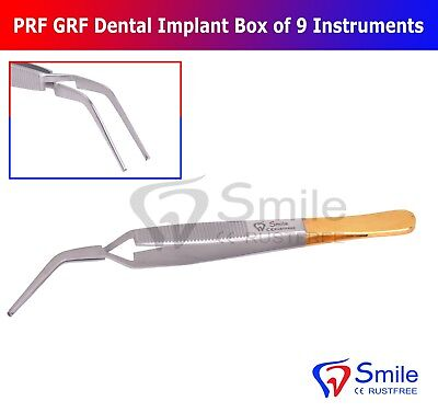 Dental PRF Centrifuge System GRF Instruments Box Set Implant Surgery Kit Smile 3