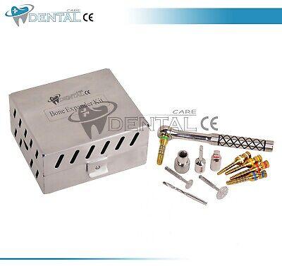 Dental Bone Expander Kit Sinus Lift With Saw Disks Dental Implant Instruments 3