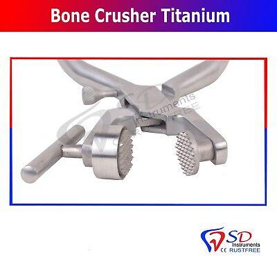 Broyeur D'OS OS Moule OS Morselizer Instrument Dentaire Implant Acier Japonais 2