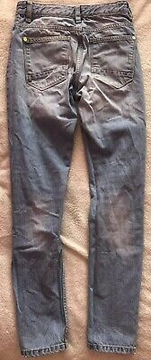 NEXT Boys Super Skinny Blue Jeans Age 10 FANTASTIC CONDITION 3