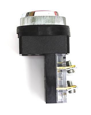 10pc Push Button Switch TBF-301 φ30mm 1A//1B 6A250VAC Color=Yellow Tend Taiwan
