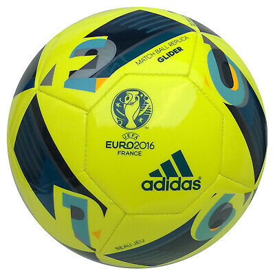Adidas Fussball Euro16 Glider Trainingsball Ball Gr 5 Gr 4