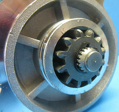 Starter Motor Replaces Ford Motorcraft OEM # SA979RM Expedited 1.4KW 3