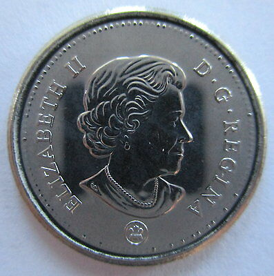 2003 Canadian Prooflike Dime WP $0.10