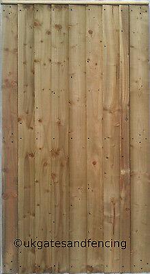 Wooden Garden Gate Wooden Gate  Pedestrian Gate All sizes Heavy Duty ! 2