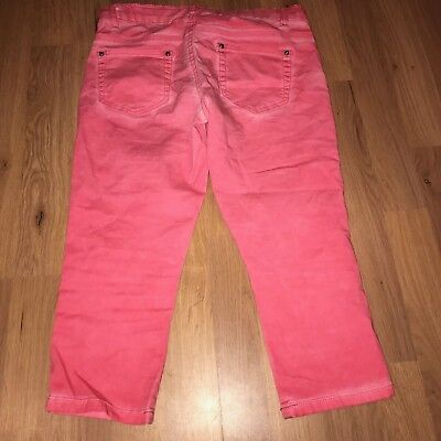 united colors of benetton 3/4 trousers size 10-11 years 2