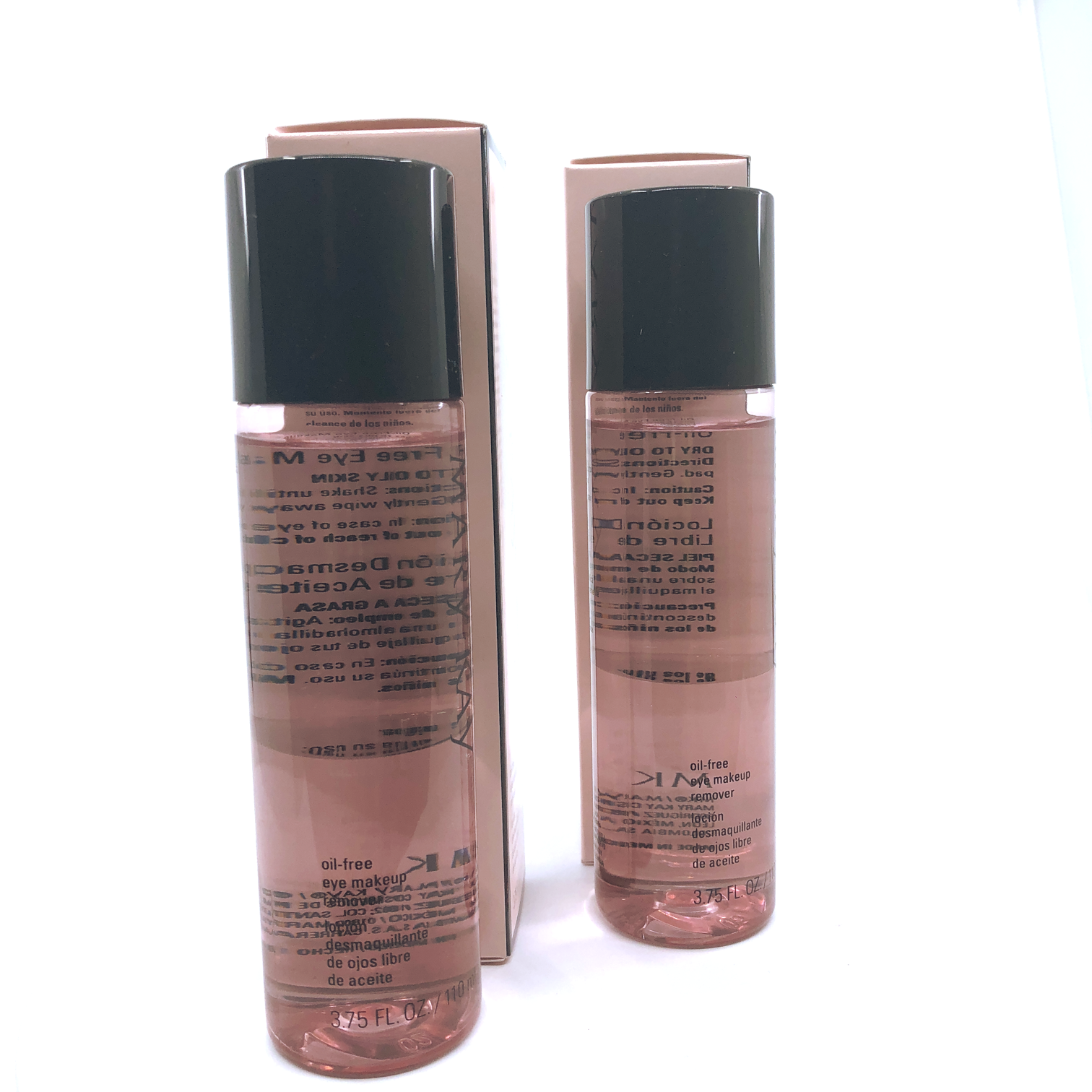 Mary Kay Oil-Free Eye Makeup Remover- 3.75 fl. oz. (2 PACK) FREE SHIPPING 7