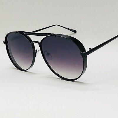 15955373b ... Thick Frame Oversized Round Oval Aviator Fashion Designer Sunglasses  Mens Womens 4