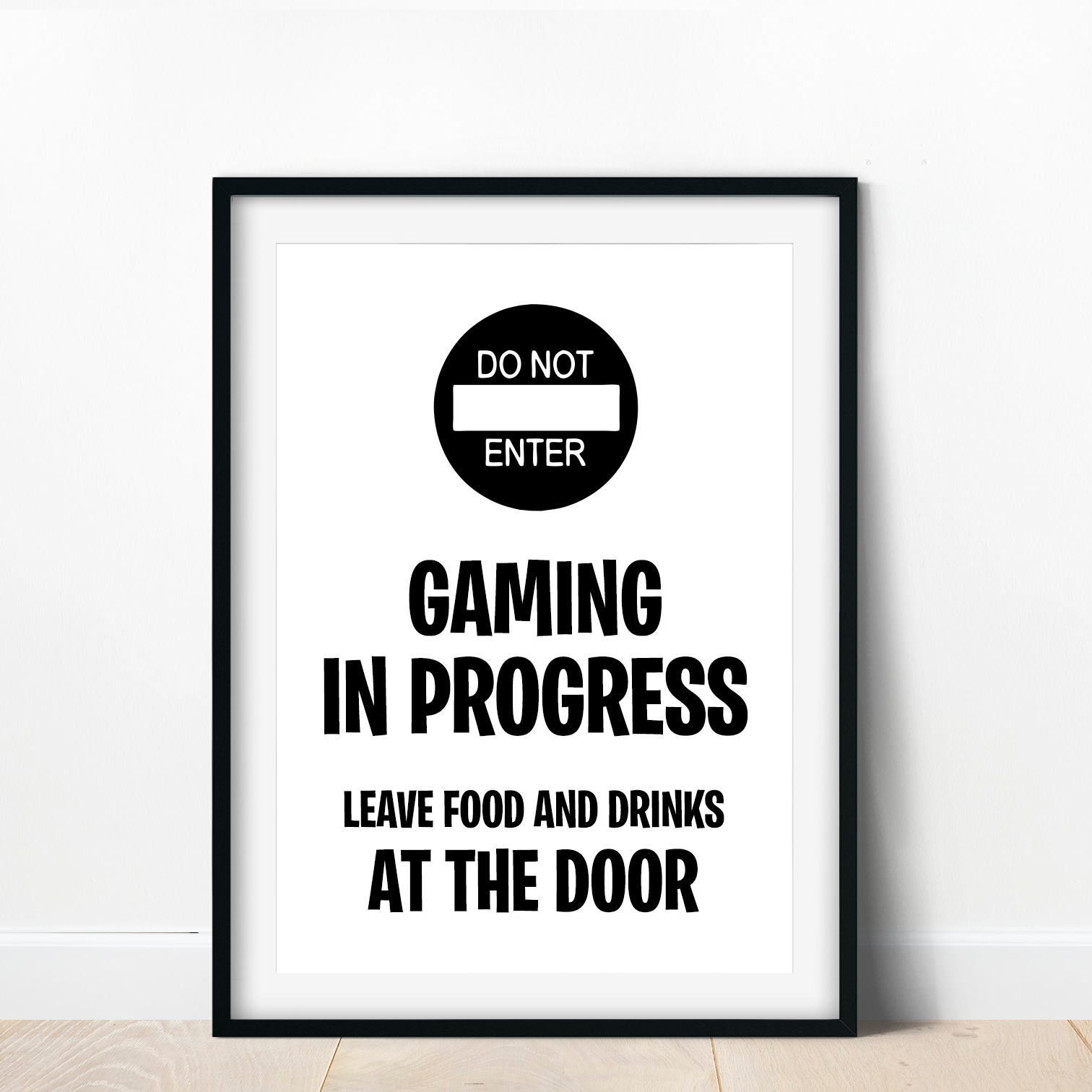 Gaming Boys Bedroom prints / Games Room Wall Art / Gamer Gifts / Gaming Poster 3