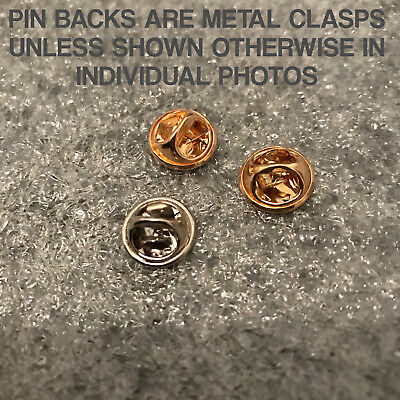 UK SELLER Fashion Pins. Cartoon Pin Fun Badge Brooch Metal Mixed Set Enamel DIY 2