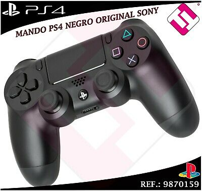 Gamepad Mando Ps4 Dualshock Original Playstation 4 + 500 Pavos Voucher Fornite 10