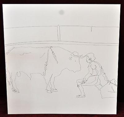 Gitanos (Somorrostro) Por Ramon Jesus Vives. Caja Con 16 Dibujos Originales 3
