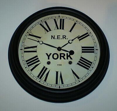 North Eastern Railway NER Victorian Style Clock, York Station 3