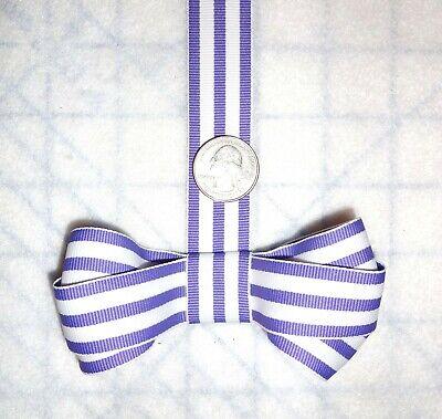 5 Yards Pastel Pink Purple Lavender Lattice Diagonal Gingham Grosgrain Ribbon 5//