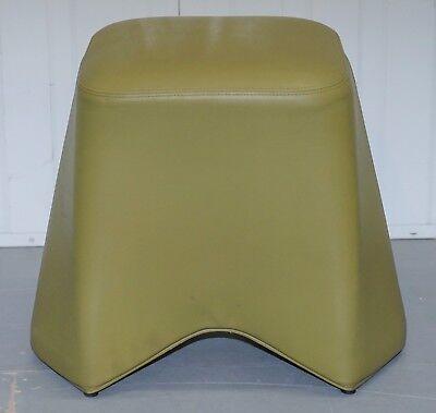 Six Cool Rrp £5280 Boss Design Hoot Leather Stools Modular Contemporary Design 6 3