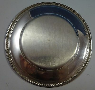 English Gadroon by Gorham Sterling Silver Bread and Butter Plate #180 (#1388) 4