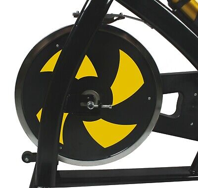 Nero Sports Spin Bike Aerobic Exercise Indoor Training Fitness Gym Spinning New 6