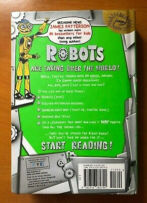 3 James Patterson Middle School Worst Years, Big Fat Liar & House of Robots 11