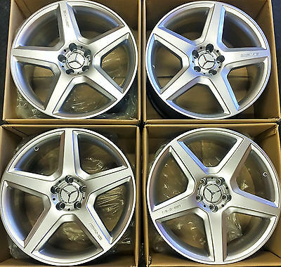 Mercedes Rims For Sale >> 19 New Amg Design S550 Clk S Sl 2015 2019 Model Mercedes Rims Wheels Price Set 4