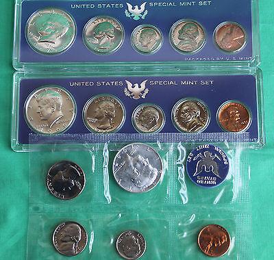 Commemorative Coin Atomic threat 25.8mm UNC km153 San Marino 500 Lire 1983