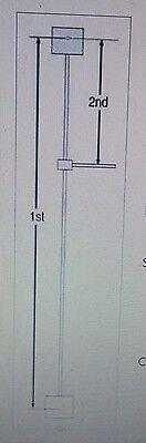 Quality 400 Day Clock Complete Suspension Unit - Herr Miniature 56 28C 2