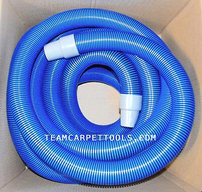 7.6m 3.8cm Nettoyage des Tapis Extracteur Aspirateur & 0.6cm Solution Tuyau W / 2