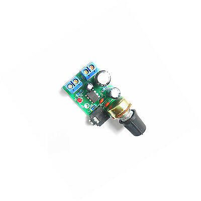 NEW LM386 Audio Power Amplifier Board DC 3~12V 5v AMP Module Adjustable volume