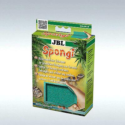 JBL Spongi Reinigungsschwamm für Aquarien und Terrarien rückstandsfrei Reinigung 2