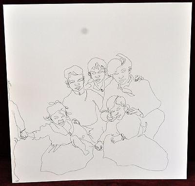 Gitanos (Somorrostro) Por Ramon Jesus Vives. Caja Con 16 Dibujos Originales 11
