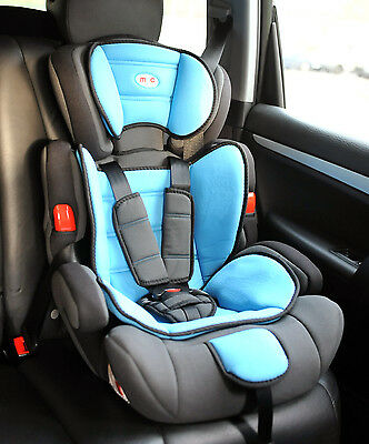MCC® 3 in 1 Child Baby Car Seat Safety Booster For Group 1/2/3 9-36kg ECE R44/04 2