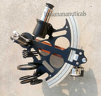 Antique Sextant~Astronomical Ship Instrument~Navegational Sextant~Marine Gifts 2