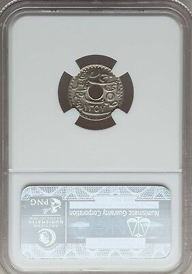 AH 1357 1938 Tunisia 5 Centimes, NGC MS 67 2