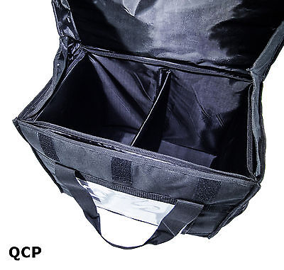 Food Delivery Bag- Hot Or Cold Food- Fully Insulated- Large 2