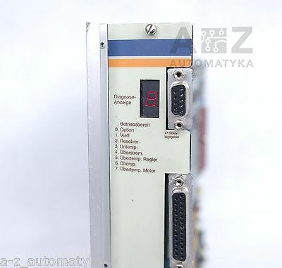 Infranor Servo-Modul Smtb.s  220.18  Option: 8R8
