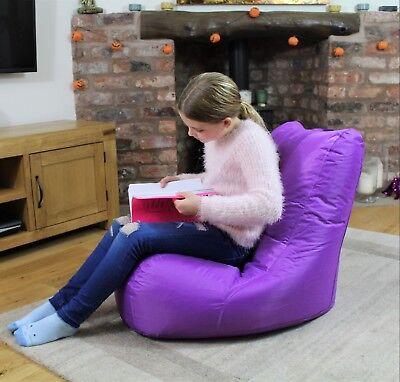 Bean Bag Gamer Beanbag Indoor Outdoor Gaming Garden Recliner Cushion Kids Chair 9