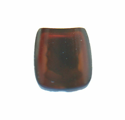 Antique Roman Glass Convex Intaglio - Hand Carved - Italy - Late 19th Century 4