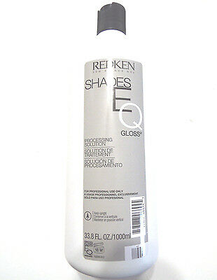 Redken Shades EQ Equalizing Conditioning Color Gloss Choose any Color 2